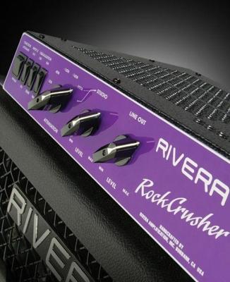 Rivera RockCrusher - tłumik mocy-6193