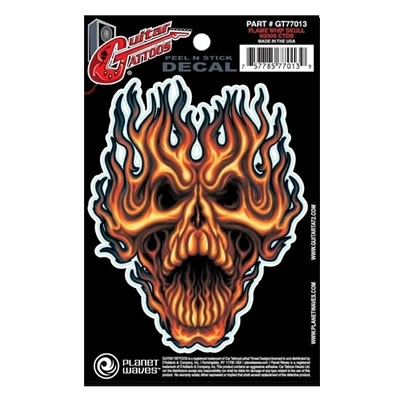 Planet Waves Guitar Tattoos GT77013