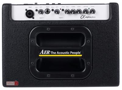 AER ALPHA PLUS combo do gitary akustycznej